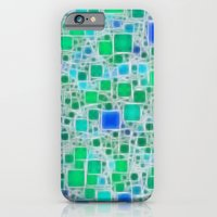 iPhone & iPod Case featuring Ceramics Ocean by Alice Gosling
