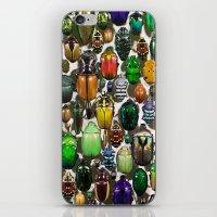 Beetle Mania iPhone & iPod Skin