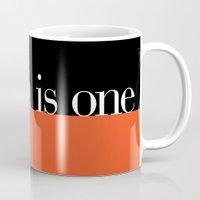 Design Is One — Honori… Mug