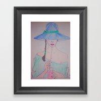 ♥ Kissable♥ Framed Art Print