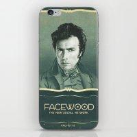 facewood iPhone & iPod Skin