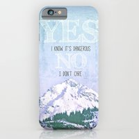 iPhone & iPod Case featuring Mountain  by SUNLIGHT STUDIOS  Monika Strigel