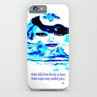 Water Women_02 iPhone 6 Slim Case