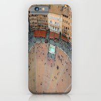 Looking Down At Siena iPhone 6 Slim Case
