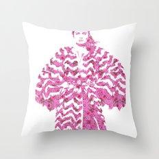 Chevron: Fashion Throw Pillow