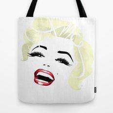 Bombshell Series: Fame - Marilyn Monroe Tote Bag