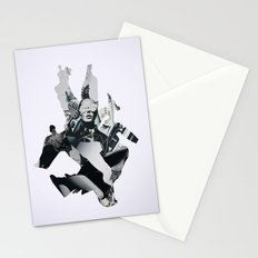 We Are Obsessed with Our Own Disappearance Stationery Cards