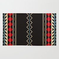 Aztec Dark Rug