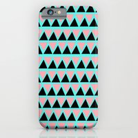 Electric Triangle  iPhone 6 Slim Case