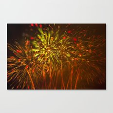 Efflorescence 28 Canvas Print