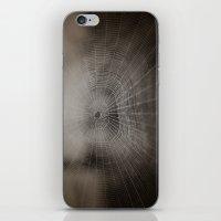 Oh What A Tangled Web We… iPhone & iPod Skin