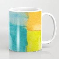 Water and color 13 Mug