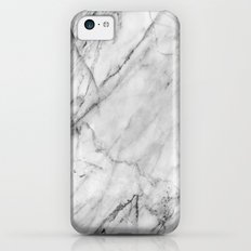 Marble iPhone 5c Slim Case