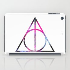 The Deathly Space Hallows iPad Case