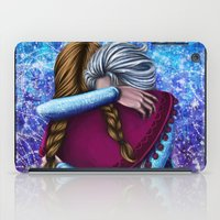 Anna And Elsa ~Frozen iPad Case