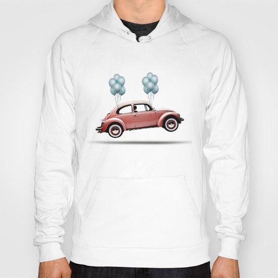 take flight, VW Beetle Hoody