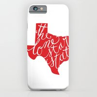 The Lone Star State - Te… iPhone 6 Slim Case