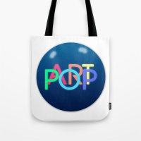 ARTPOP Ball Tote Bag