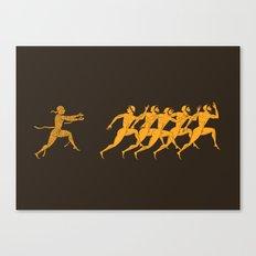 Ancient Greece Canvas Print