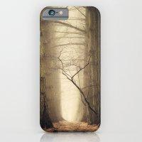 iPhone & iPod Case featuring Quiet by Jenn DiGuglielmo
