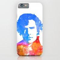 sherlock iPhone & iPod Cases featuring Sherlock by Fimbis