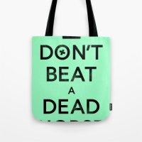 Seriously... Tote Bag