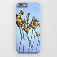 iPhone & iPod Case featuring Dali Chocobos by Boots