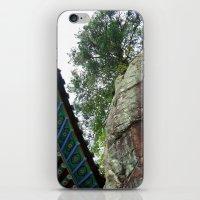 Temple Sasung 2 iPhone & iPod Skin