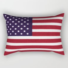 Stars & Stripes - old glory Rectangular Pillow