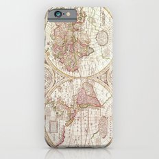 An Accurate Map iPhone 6 Slim Case