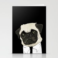 puggetaboutit Stationery Cards