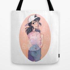 Bubble Bag Tote Bag