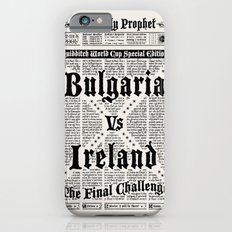 Harry Potter Daily Prophet iPhone 6 Slim Case