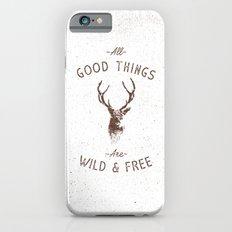 WILD DEER Slim Case iPhone 6s