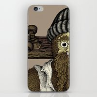 Skate Squatch iPhone & iPod Skin