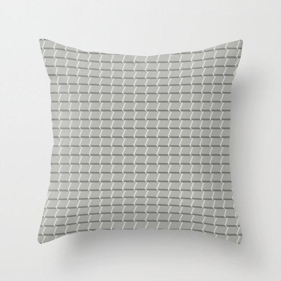 Tile II Throw Pillow