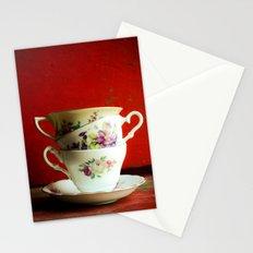 Vintage Tea Stationery Cards