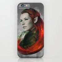 Head Of Elven iPhone 6 Slim Case