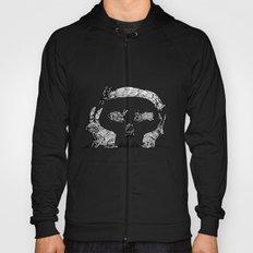 Bunny Skull Hoody
