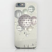 iPhone & iPod Case featuring Winter Dreamflight by Paula Belle Flores