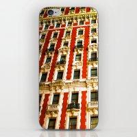 N.Y. Apartments iPhone & iPod Skin