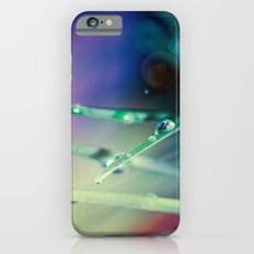 Blue Drops iPhone 6 Slim Case