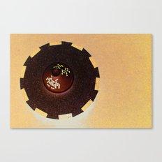 Tajine Invader Canvas Print