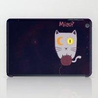 Miau? iPad Case