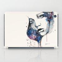 Window, Watercolor & Ink… iPad Case