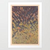 FLEW / PATTERN SERIES 00… Art Print