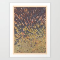 FLEW / PATTERN SERIES 00… Art Print