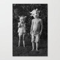 Children  Canvas Print