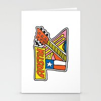 Austin TX Stationery Cards