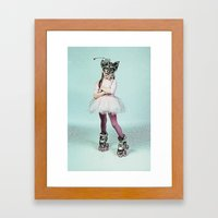 My Untold Fairy-Tales Series (1 0f 3) Framed Art Print